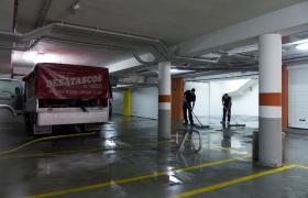 Limpieza de garajes Ramos Lourés
